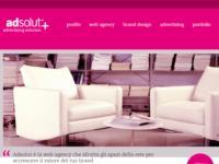 Adsolut, la web agency di Napoli, cambia volto con il suo nuovo sito web