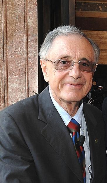 """""""GRAMMATICA DELL'ARTE VISIVA"""" Lectio Magistralis di Lamberto Maffei, Presidente dell'Accademia Nazionale dei Lincei"""