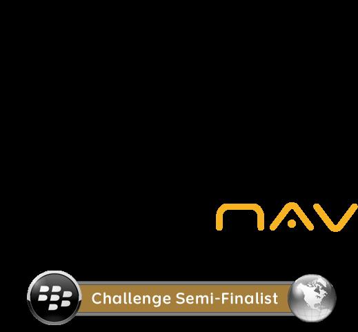 """Ancora una nomination di grande prestigio per UbiEst, unica azienda italiana in semifinale al concorso mondiale """"Super Apps"""" Developer di BlackBerry con il navigatore UbiNav"""