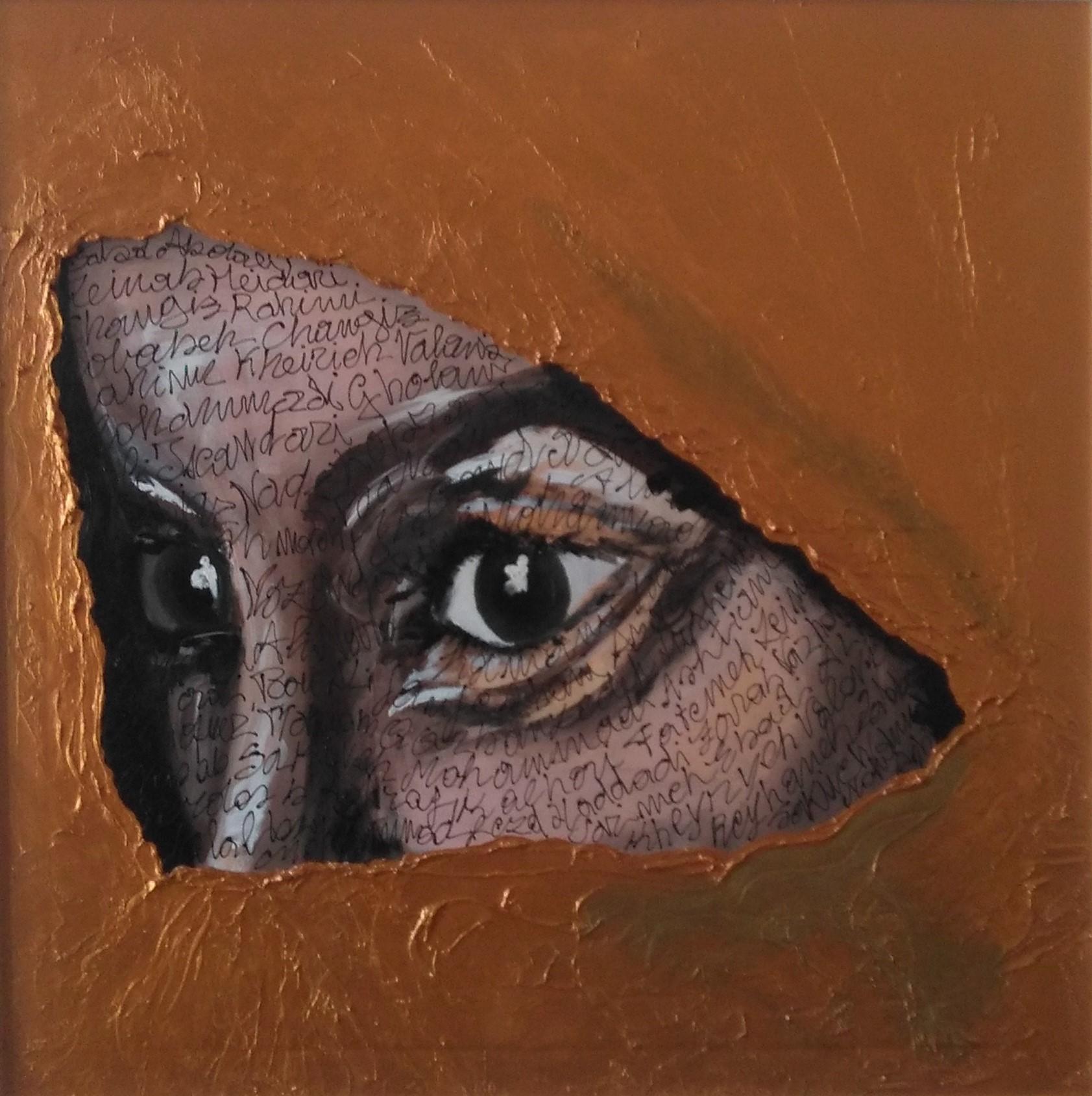 9edb3b2806 Sotto il velo occhi neri e infinite parole: in mostra a Napoli ...