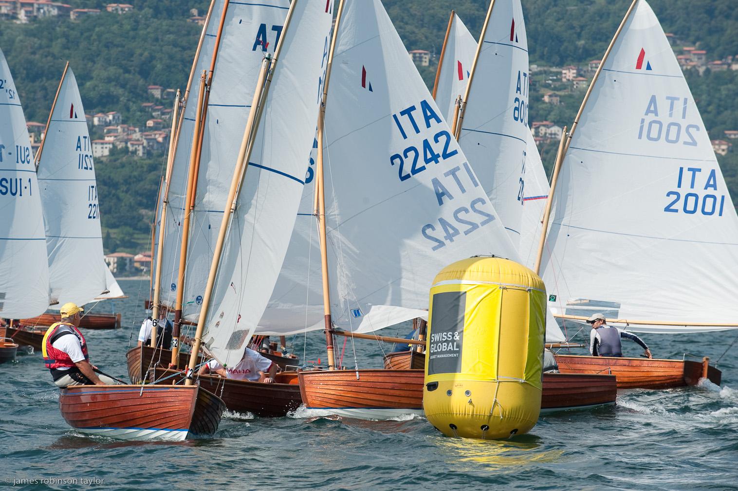 Arriva a Venezia la flotta dei Dinghy in legno per il 10° Trofeo Nazionale Dinghy 12' Classico Swiss & Global Cup