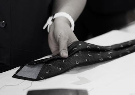 Online il nuovo sito ecommerce di Stefano CAU, cravatte ed accessori da uomo 100% Made in Italy