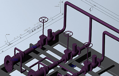Nuova versione 2.3 del software piping M4 ISO for PTC Creo® Piping