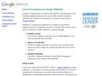 """Al via """"AdWords Seminar Leader"""": Cegos e Gruppo HTML fanno formazione sulla piattaforma di Google"""
