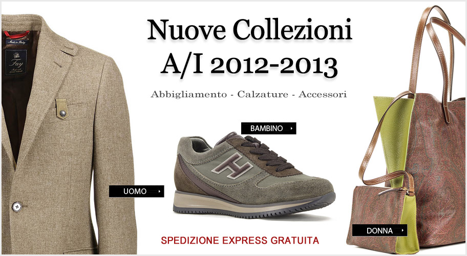 Nuove collezioni autunno inverno 2012 2013 in anteprima su for Nuove collezioni scarpe autunno inverno