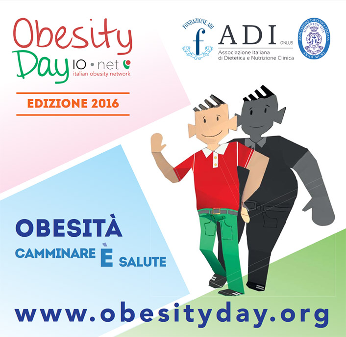"""Tre camminate dell'U.S. Acli in occasione dell'""""Obesity day"""""""