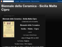 Biennale della Ceramica - Sicilia Malta Cipro