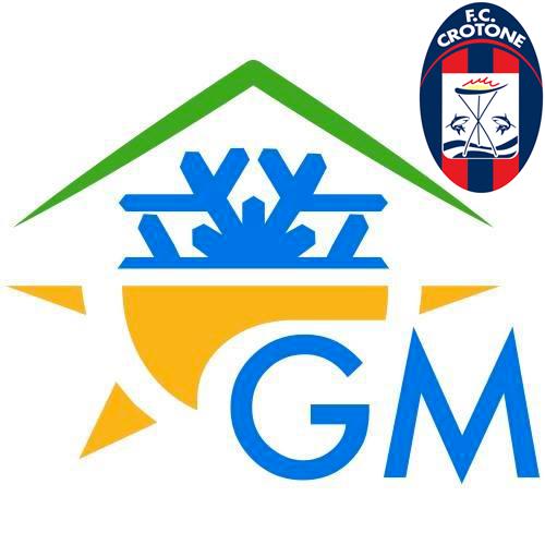 GM Termoidraulica sponsor del Crotone nella nuova stagione calcistica