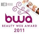 Chirurgia estetica on line: la community premia IEI- Istituto Estetico Italiano al BWA 2011