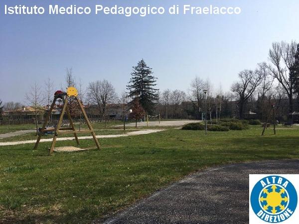 Tricesimo: Istituto Medico Pedagogico di Fraelacco