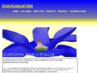Europei per l'Italia: ecco i nostri candidati consiglieri di zona a sostegno di Stefano Parisi