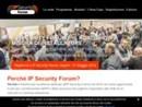 Sicurezza antincendio all'IP Security Forum di Napoli