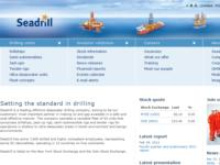 SDRL - Seadrill orders a new tender rig