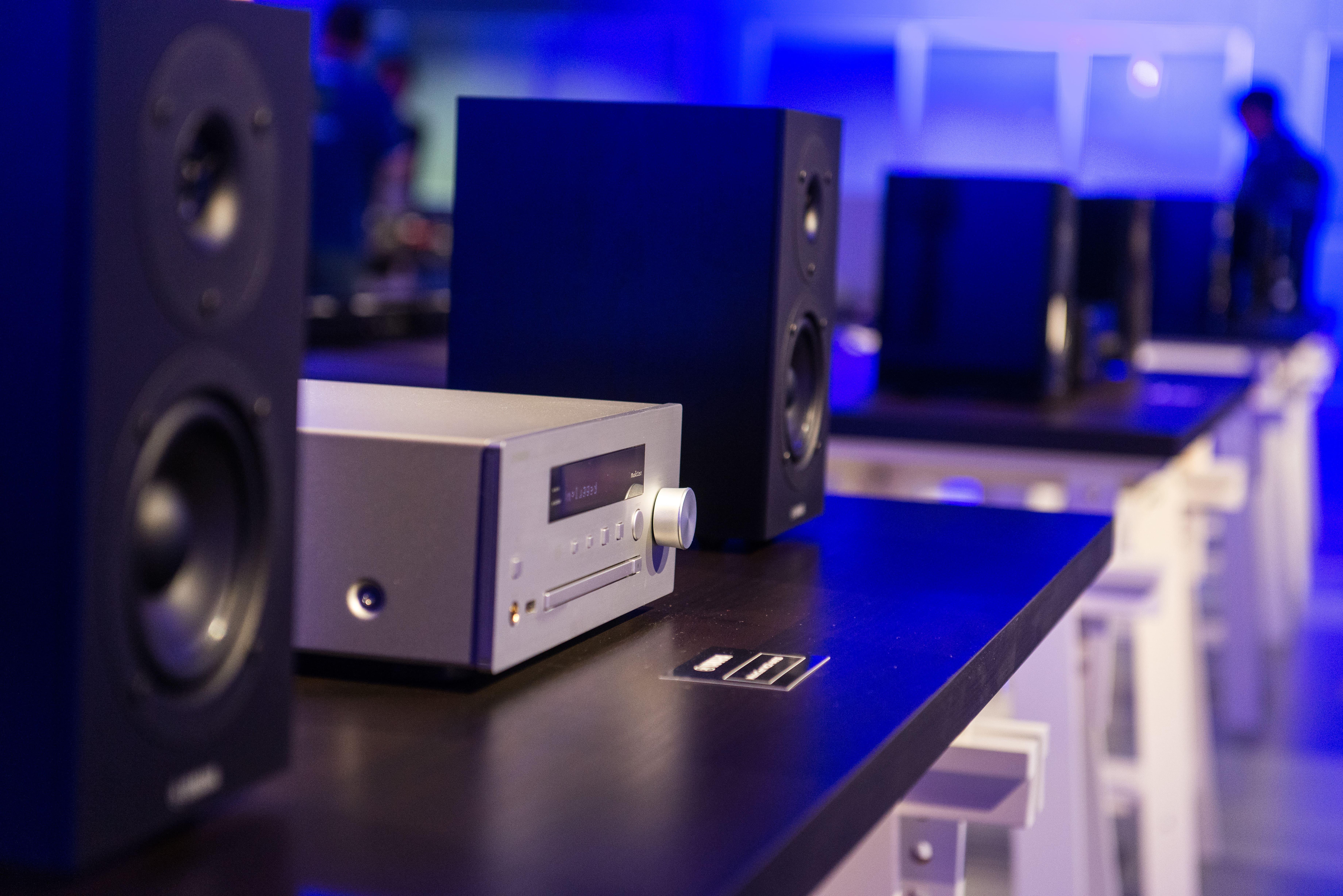 Yamaha Music Europe con Connexia presenta MusicCast Round 2