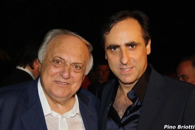 Di Pietro manca e Antonello De Pierro è grande protagonista all'Oscar Day 2012