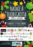 Natale a Fuorigrotta, il 19 dicembre a Piazza Italia