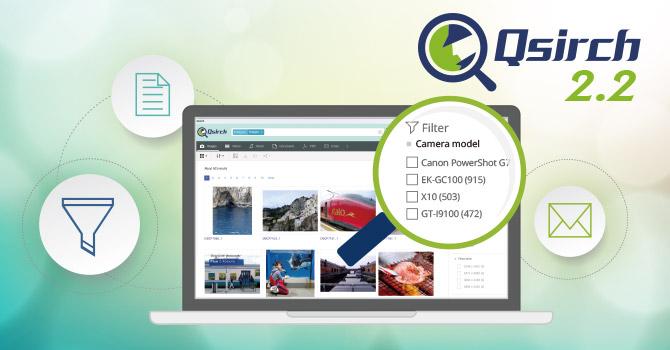 QNAP rilascia l'aggiornamento di Qsirch 2.2, per ricerche di file sul NAS più precise ed efficaci
