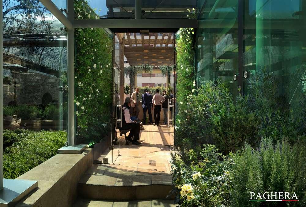 La petite maison istanbul un nuovo progetto paghera for Paghera giardini