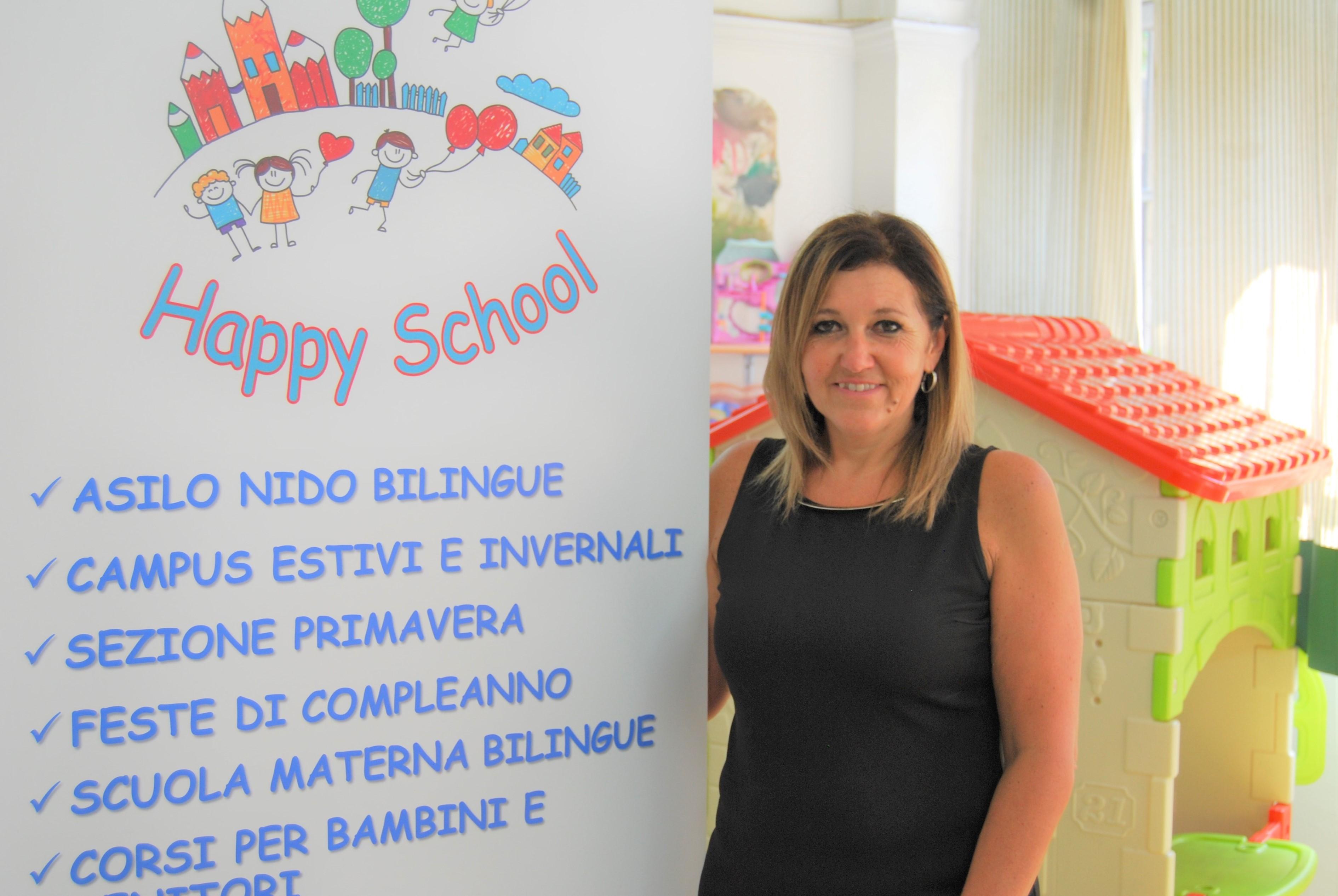 Happy School organizza una grande Festa per tutti i bambini!