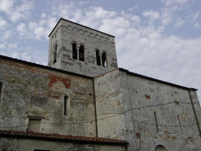 Wikipediani alla scoperta dell'abbazia di San Savino