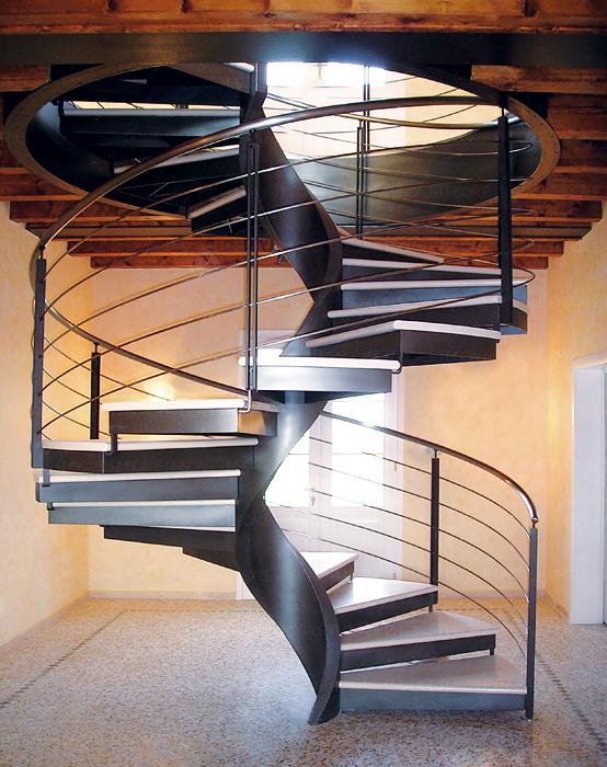 Le scale per interni nell'era dei configuratori: dalle scale a sbalzo alle scale a chiocciola ...