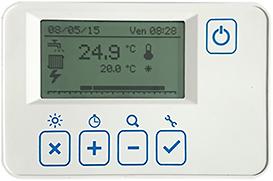 Nuovo modulo IMIT per dispositivi di riscaldamento a pellet.
