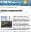 Flavio Cattaneo - Linea elettrica Volterra, maggior sicurezza per il sistema elettrico e minor impatto ambientale