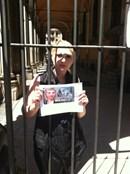 CASO FEDERICA PUMA - SIT IN GIOVEDÌ 26 LUGLIO 2012 DALLE ORE 09:00 ALLE 14:00 presso Vicolo del Cefalo angolo Lungotevere, alle spalle del Tribunale dei Minori di Roma