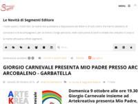 http://www.segmentieditore.it/index.php/le-novita/giorgio-carnevale-presenta-mio-padre-presso-il-circolo-arci-arcobaleno-1