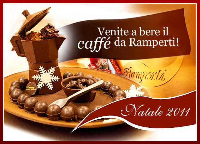 Cinque generazioni di pasticceri su Facebook per raccontare la tradizione: la Pasticceria Ramperti inaugura il Natale con la Fan Page