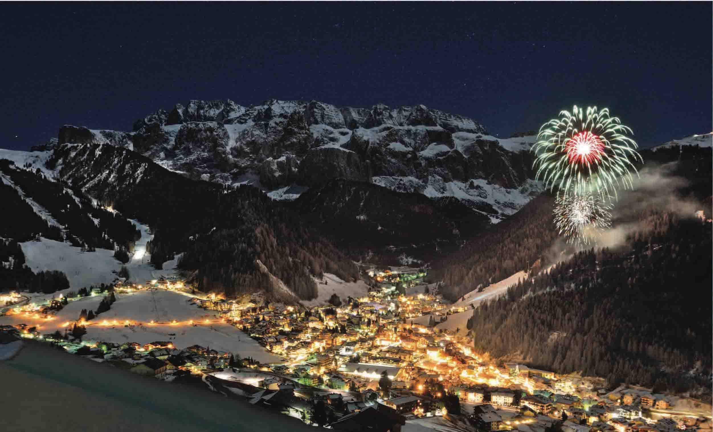 Festa di Capodanno in Val Gardena