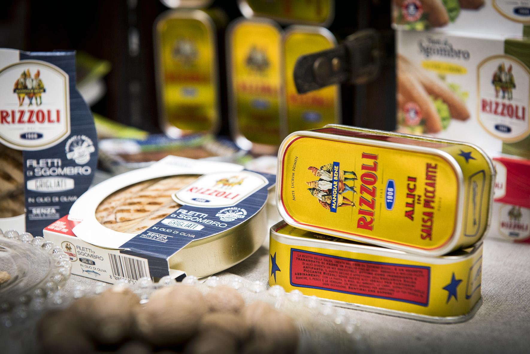 Le Specialit Ittiche Rizzoli Emanuelli A Summer Fancy Food Show Di New York