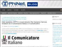 Garrone Web reputation su Rai Radio 1 a Il ComuniCattivo