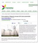 Terna, AD Flavio Cattaneo, confermati nostri elevatissimi standard di sostenibilità e responsabilità d'impresa