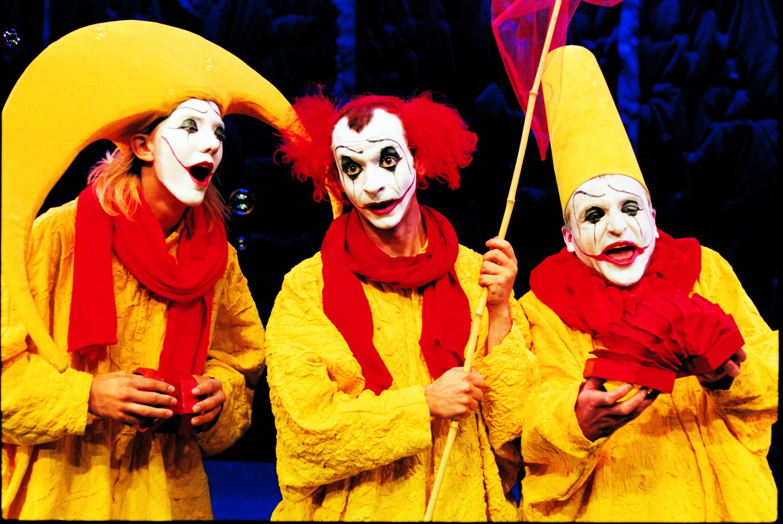 Al Teatro Duse di Bologna SLAVA'S SNOWSHOW in esclusiva regionale. Da Mercoledì 29 Febbraio a Domenica 4 Marzo 2012