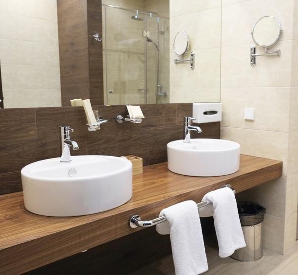 Accessori bagno per hotel: la nuova linea di prodotti Fas Italia