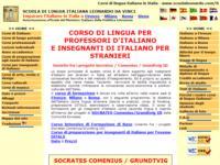 Corsi di Formazione per Insegnanti di Italiano a Stranieri