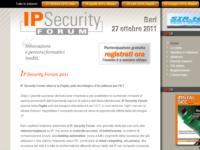 Giuseppe Gargaro, Presidente Assistal a IP Security Forum