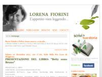 """Lorena Fiorini con i suoi libri partecipa a """"Mondo Carnevale"""" il 18 febbraio 2012"""