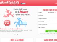 http://www.cacciatrici.it
