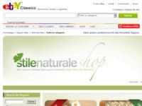 """Nasce """"Stile Naturale Shop"""", bottega on line della 'filiera corta' delle piccole imprese di qualità"""