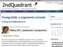 Sabato 24 marzo: PostgreSQL al Codemotion 2012