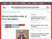 http://www.informazionequotidiana.it/2016/09/24/mercato-immobiliare-addio-di-clerici-assoedilizia/29931/