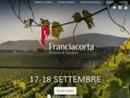 17 - 18 settembre 2016: Festival Franciacorta in Cantina