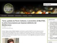 Flavio Cattaneo (Terna): Si stima che nei prossimi 10 anni, Med-TSO, potrà attivare investimenti per 20 miliardi di euro