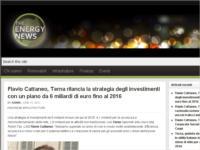Flavio Cattaneo, Terna rilancia la strategia di investimenti