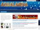 Aqualandia; il divertimento continua su internet!