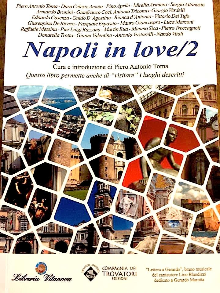 """Anfiteatro Pausilypon: Il libro """"Napoli in love/2"""" e l'omaggio di Blandizzi a Marotta"""