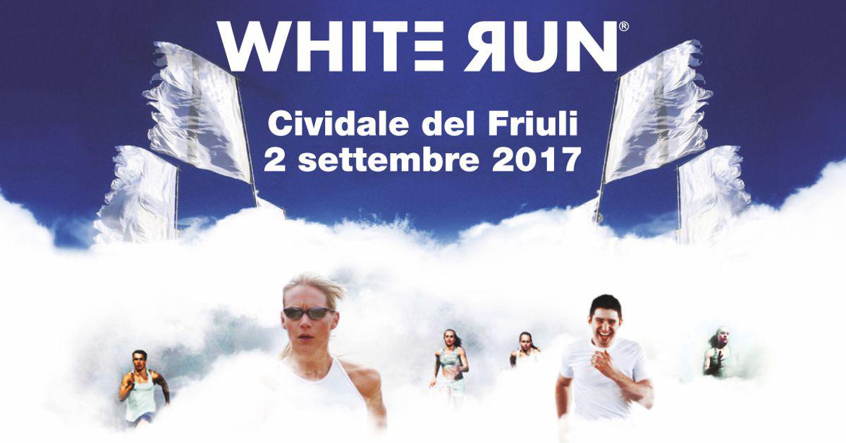 Dopo la Color Run arriva la White Run®!