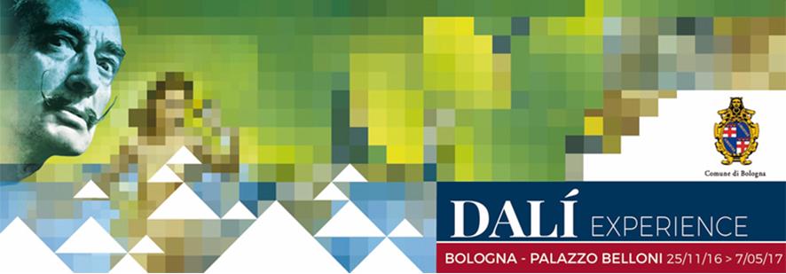 DALÌ EXPERIENCE Palazzo Belloni (Via Barberia 19), Bologna